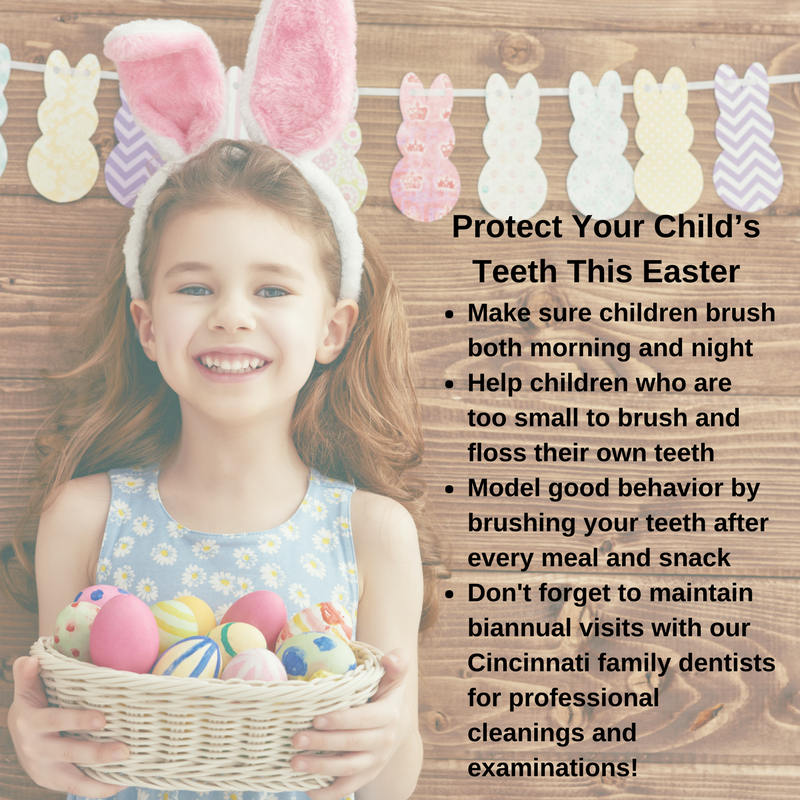 Protect Childrens Teeth This Easter - Hardin Advanced Dentistry